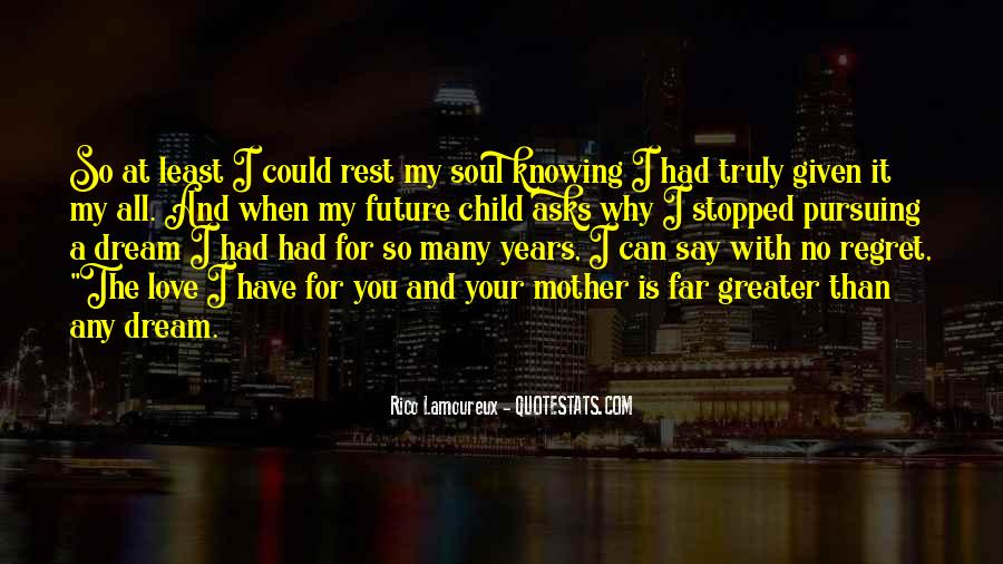 My Future With You Quotes #1403531