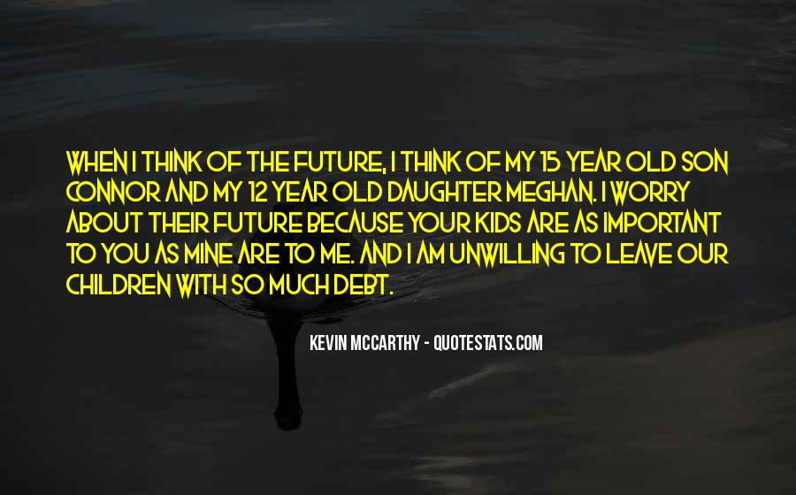 My Future With You Quotes #1504957