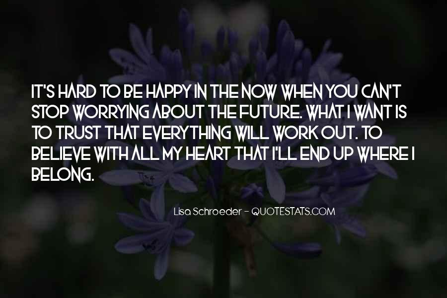 My Future With You Quotes #56058