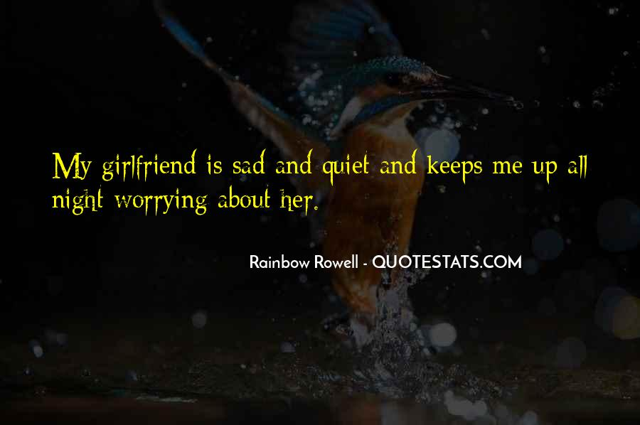 My Girlfriend Is My Quotes #700103