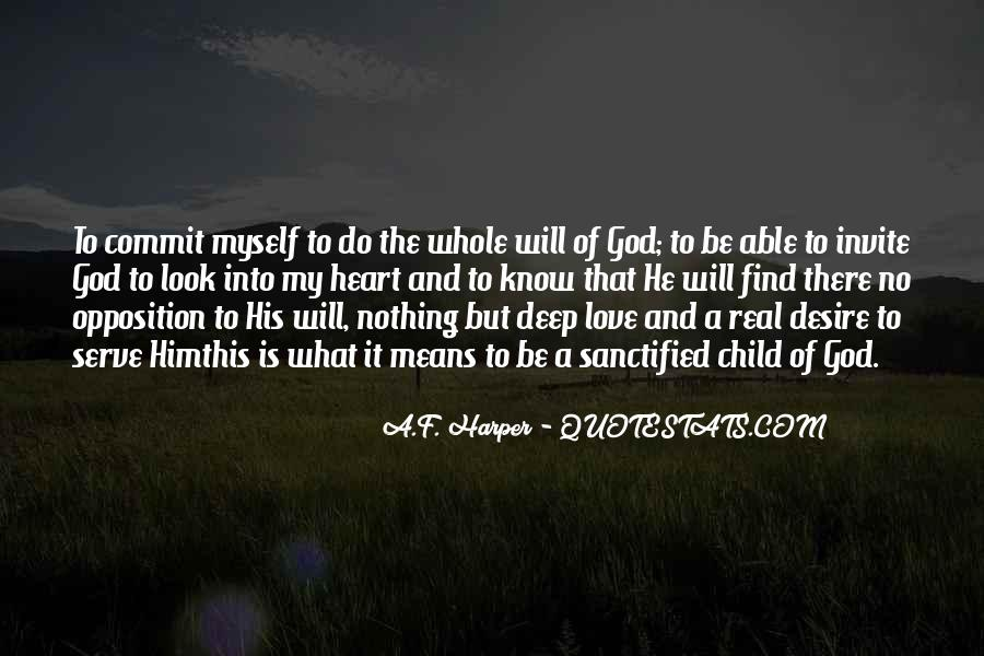 My God Is Able Quotes #1430610