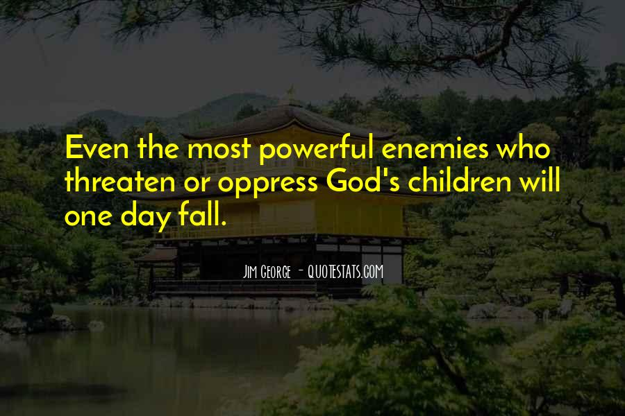 My God Is Powerful Quotes #118546