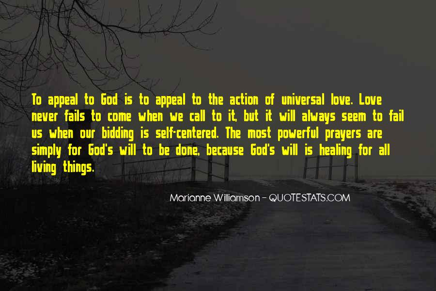 My God Is Powerful Quotes #166672