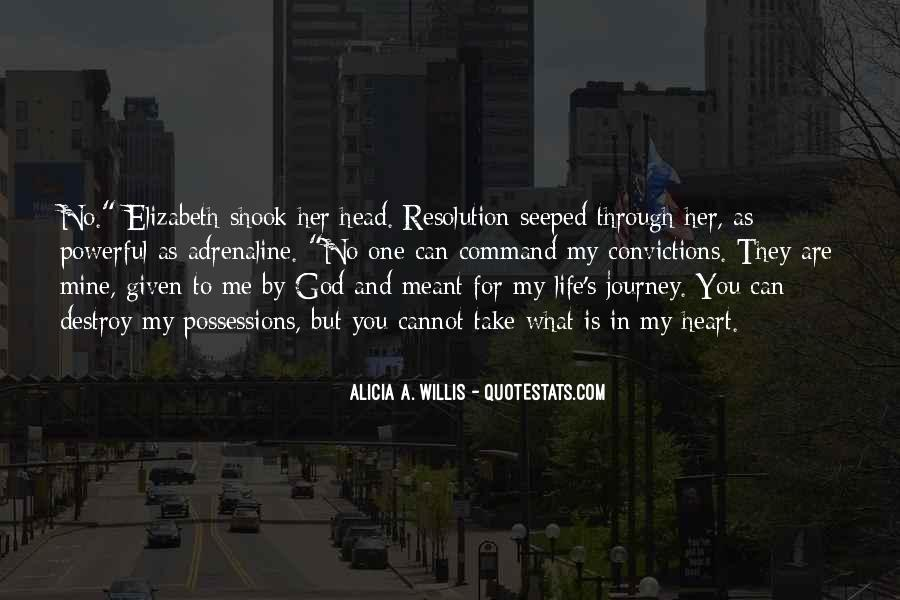My God Is Powerful Quotes #526511