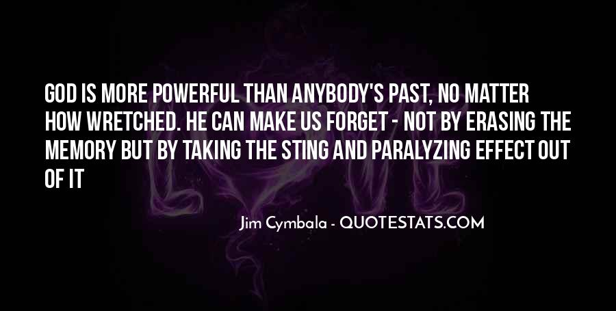 My God Is Powerful Quotes #71225