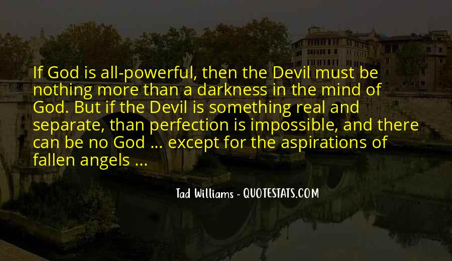My God Is Powerful Quotes #96620