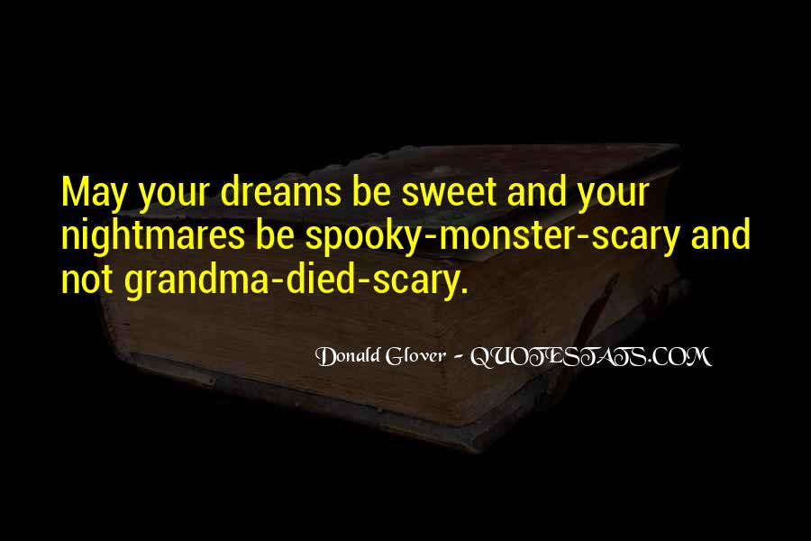 My Grandma Died Quotes #1053657