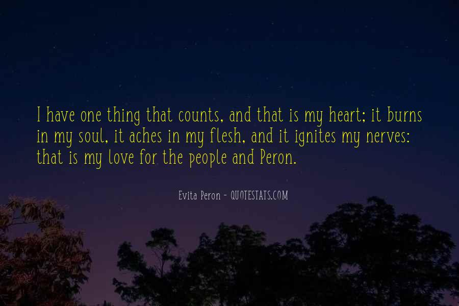 My Heart Aches For Him Quotes #1006609