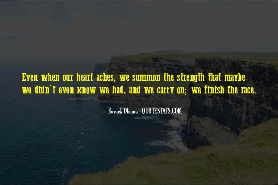 My Heart Aches For Him Quotes #691965