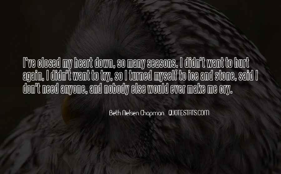 My Heart Closed Quotes #1496117