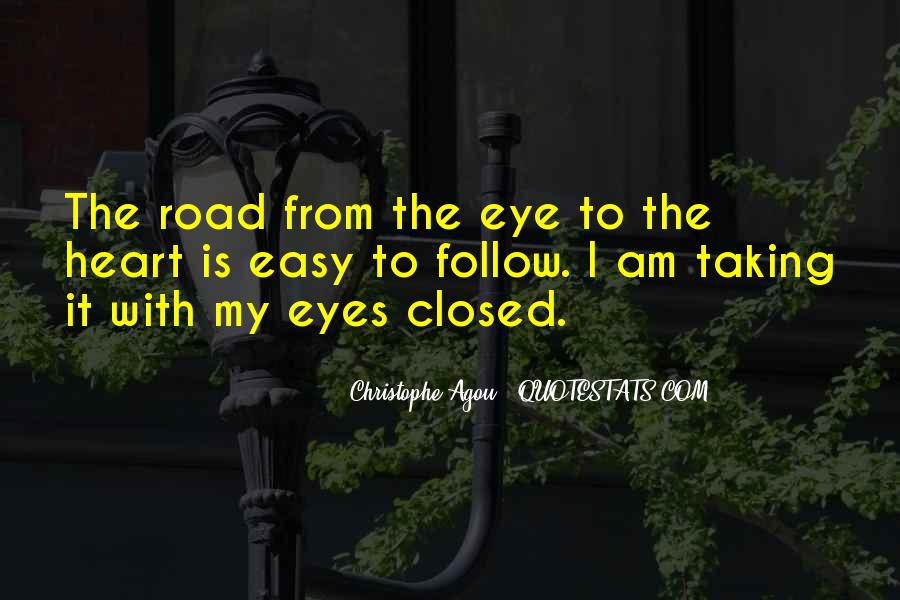 My Heart Closed Quotes #752064