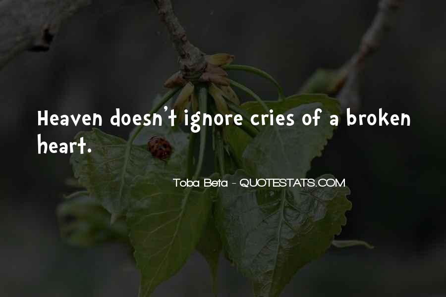 My Heart Cries Out For You Quotes #753018