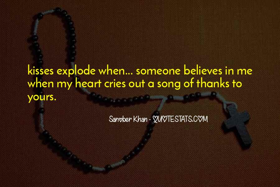 My Heart Cries Quotes #1430772