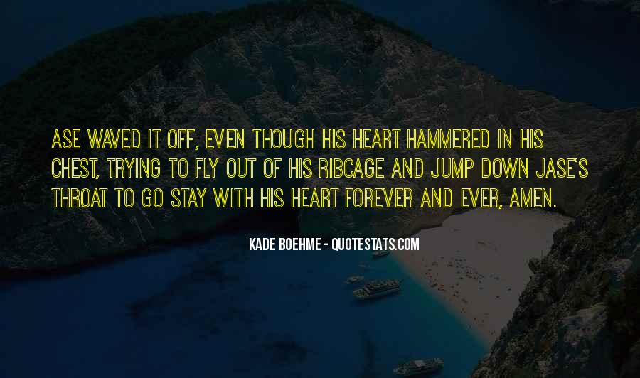 My Heart Is Forever Yours Quotes #115262