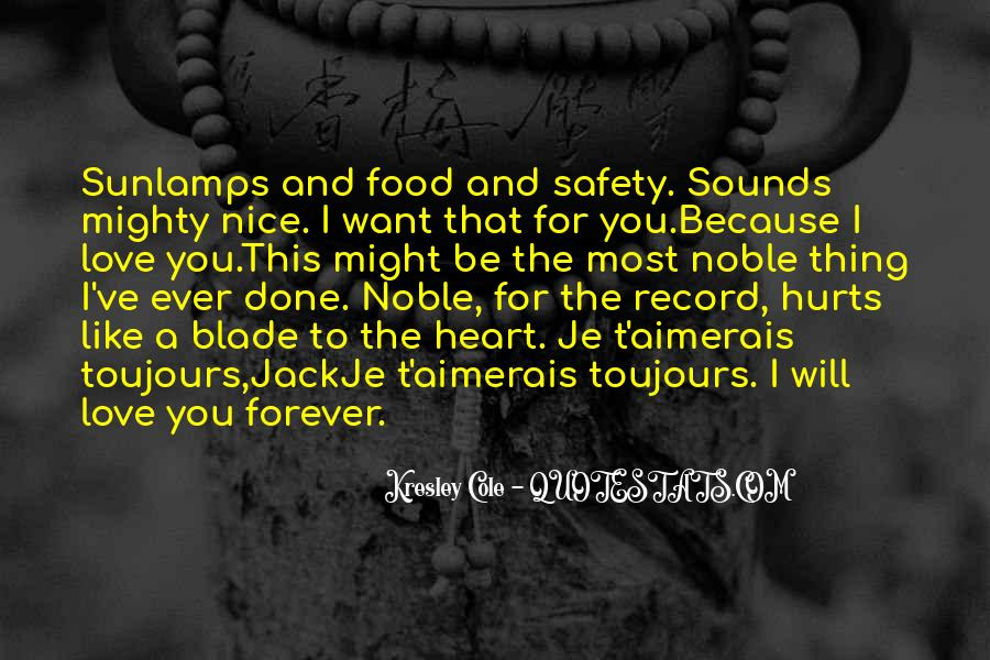 My Heart Is Forever Yours Quotes #34188