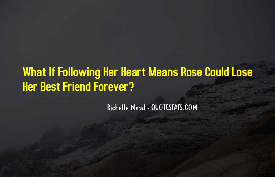 My Heart Is Forever Yours Quotes #47246
