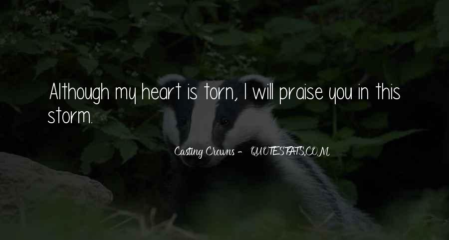 My Heart Is You Quotes #133261