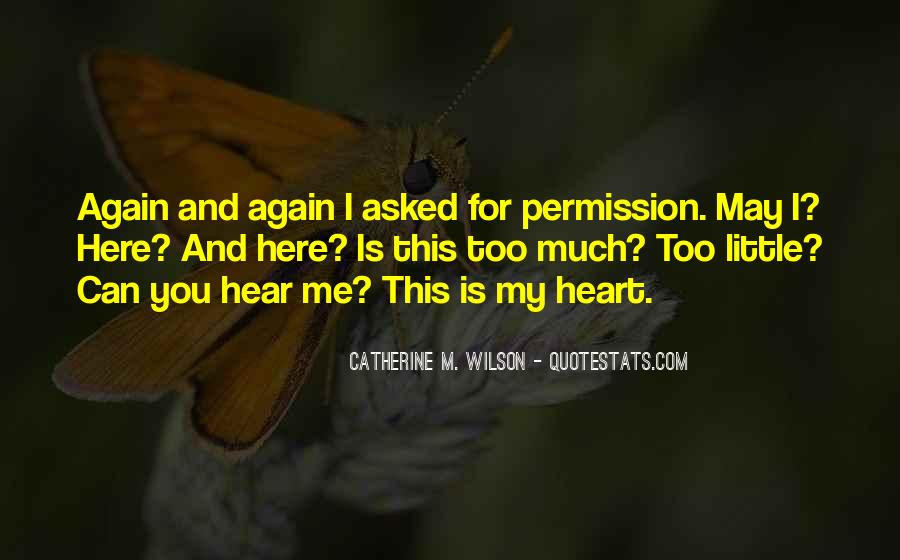My Heart Is You Quotes #235560