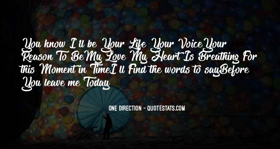 My Heart Is You Quotes #247863