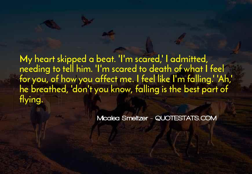 My Heart Is You Quotes #258512