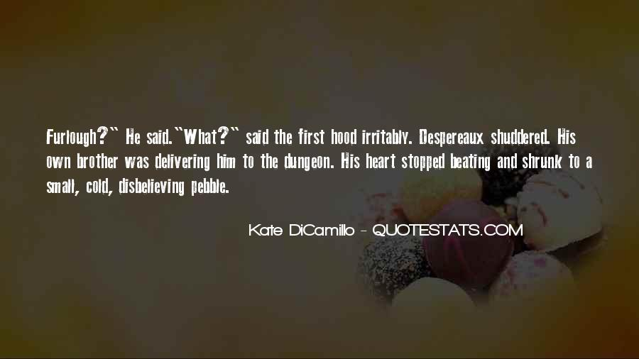 My Heart Stopped Beating Quotes #1777773