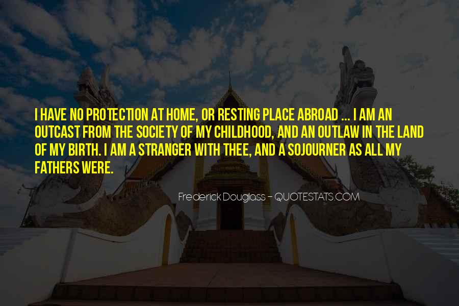 My Home Land Quotes #111871