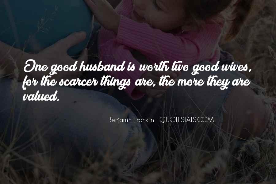 My Husband Is Hot Quotes #19449