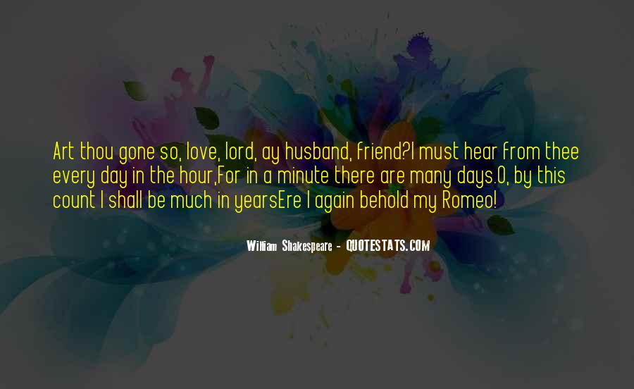 My Husband Is My Only Friend Quotes #1632524