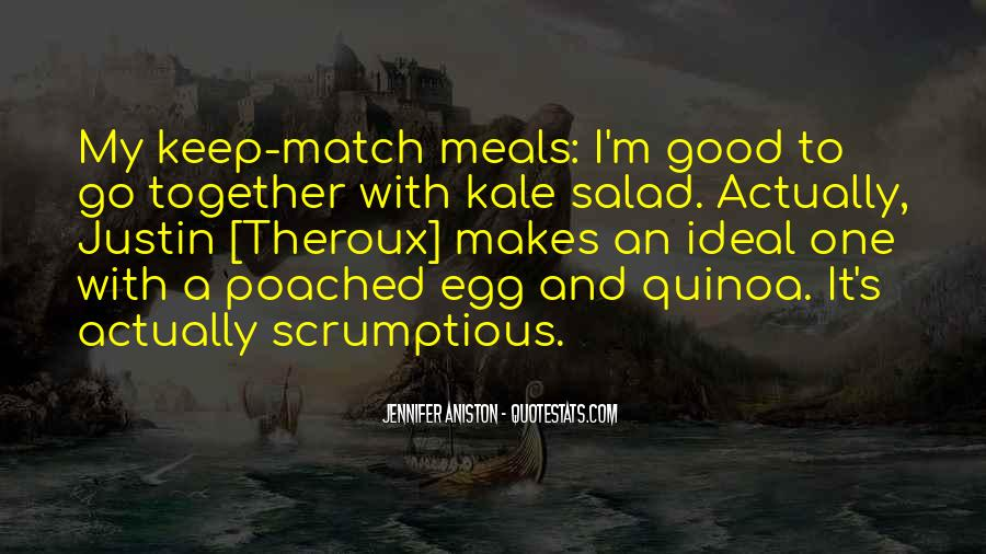 My Ideal Match Quotes #1669503