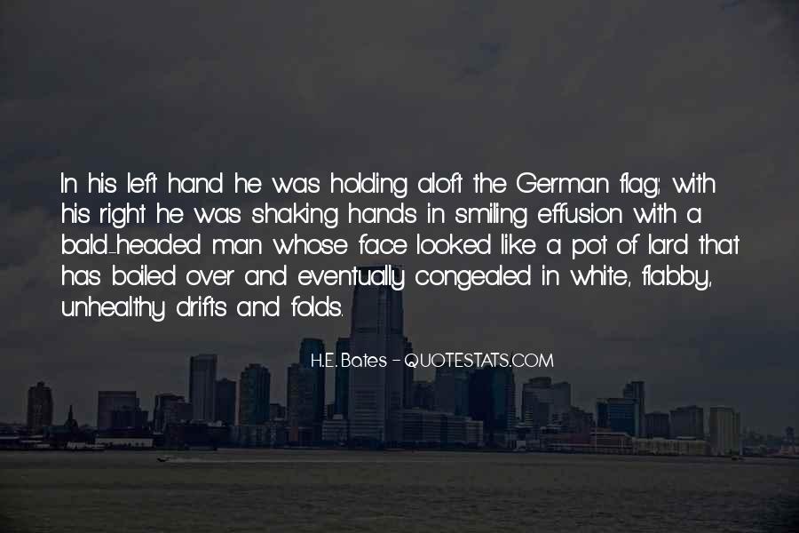 My Left Hand Man Quotes #1771929
