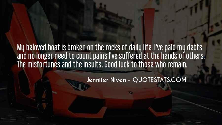 My Life Rocks Quotes #1459421