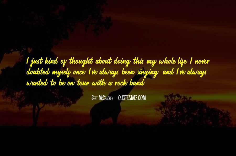 My Life Rocks Quotes #475006