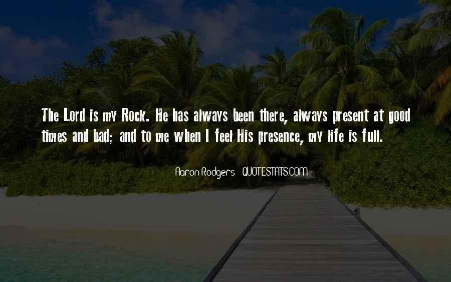 My Life Rocks Quotes #591145