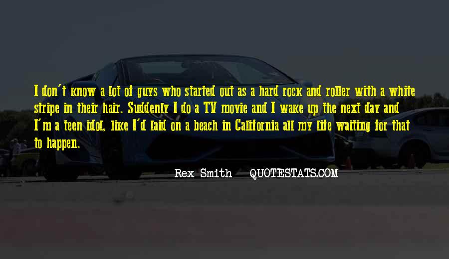 My Life Rocks Quotes #608078
