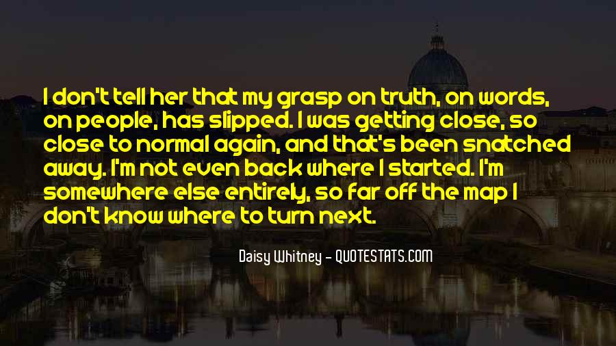 Top 97 My Life So Far Quotes: Famous Quotes & Sayings About ...