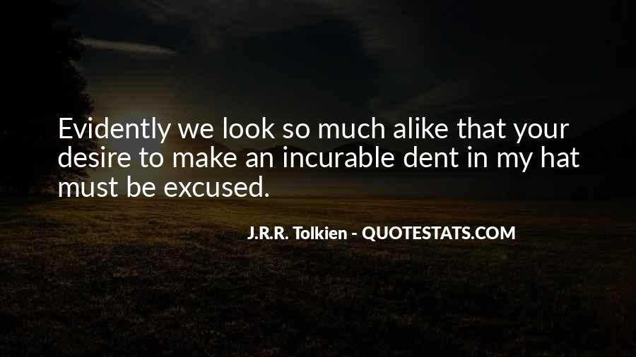 My Look Alike Quotes #1226391