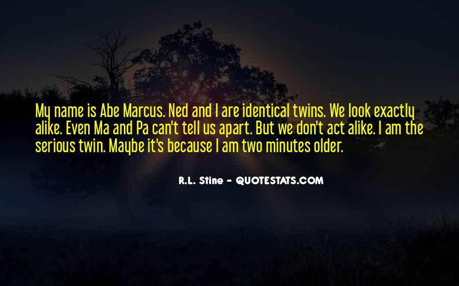 My Look Alike Quotes #1263612