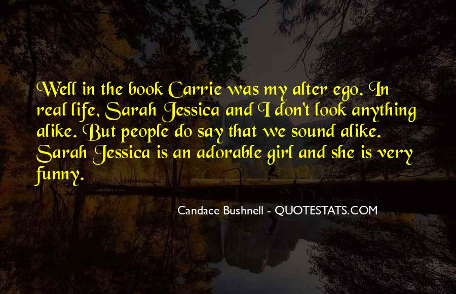 My Look Alike Quotes #977480