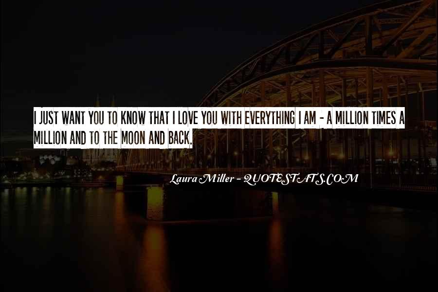 My Love Back Quotes #208315
