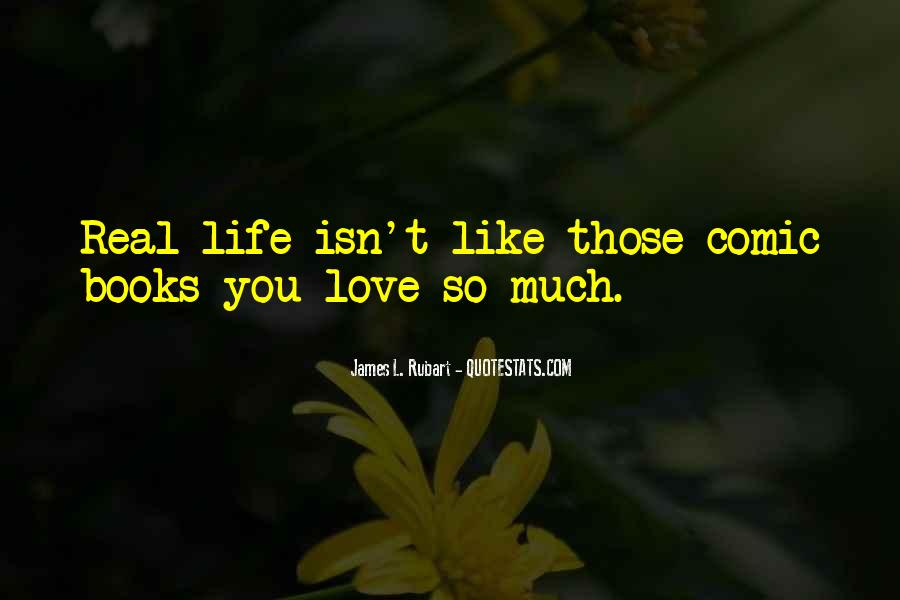 My Love For U Is Real Quotes #31393