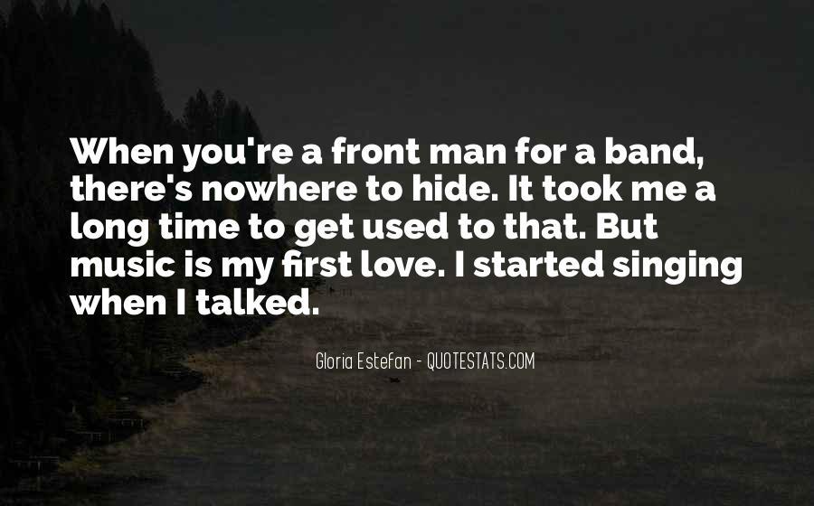 My Man Love Me Quotes #279058