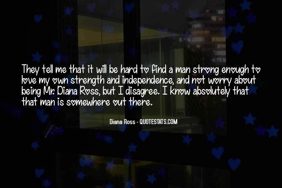 My Man Love Me Quotes #501500