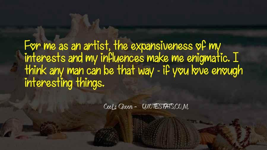 My Man Love Me Quotes #645937