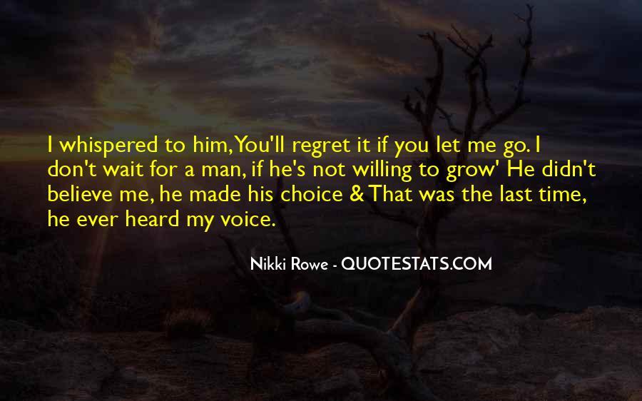 My Man Love Me Quotes #739069