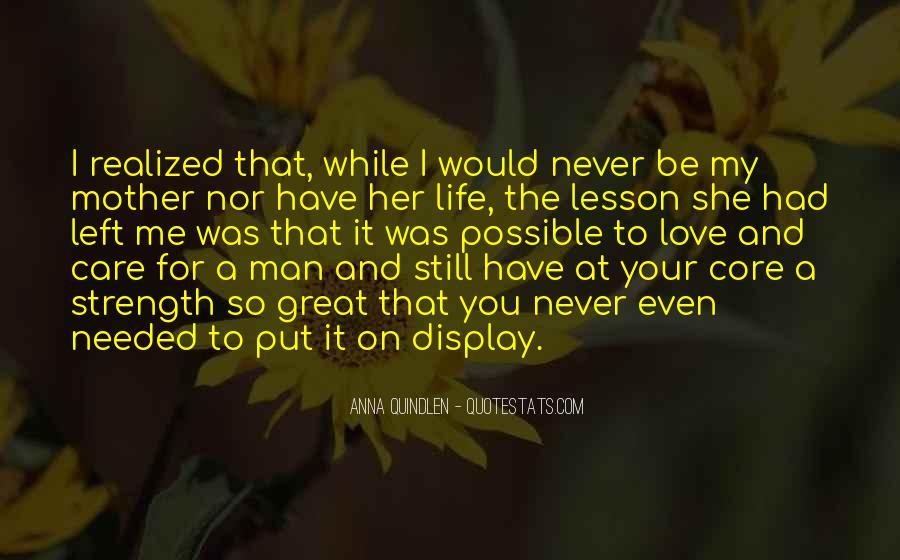 My Man Love Me Quotes #910713
