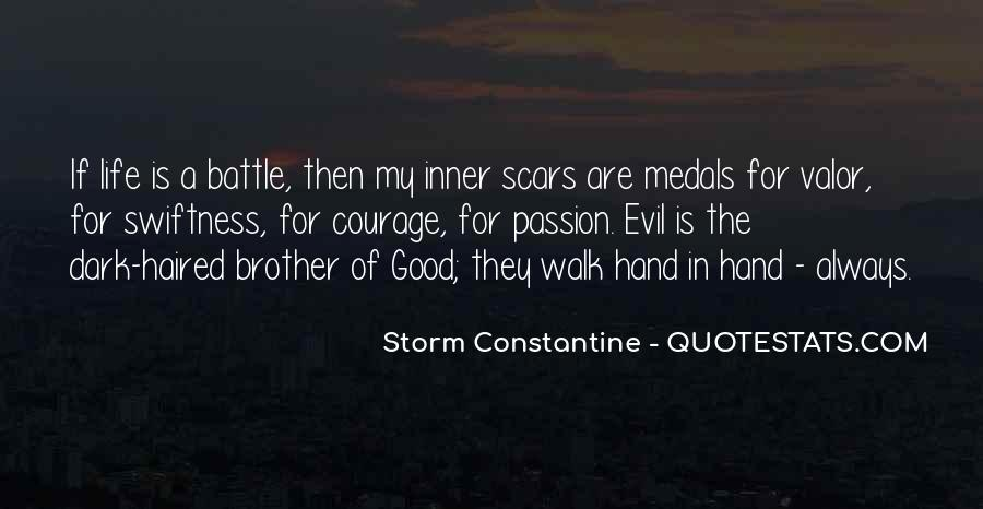 My Medals Quotes #185324