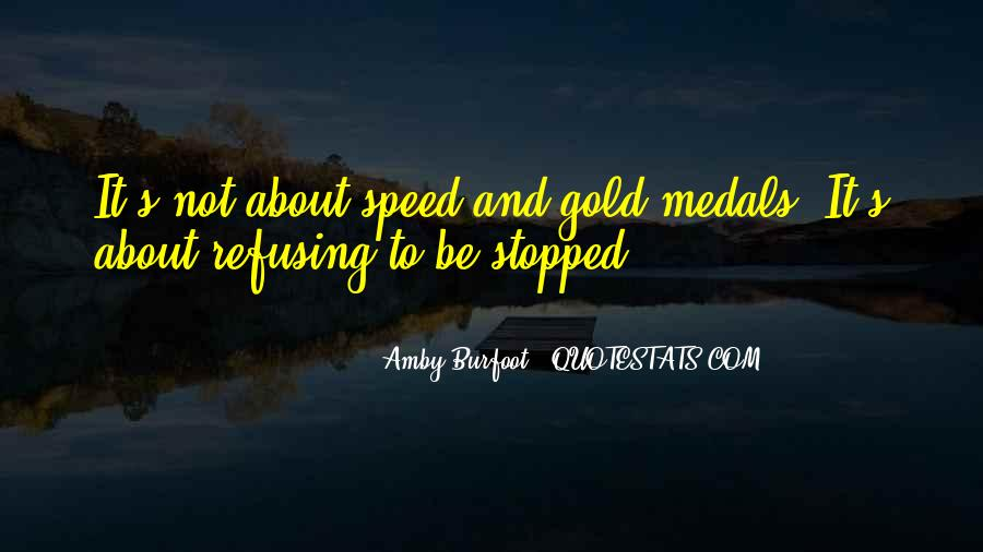 My Medals Quotes #18841