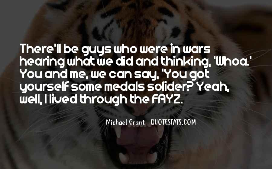 My Medals Quotes #235512