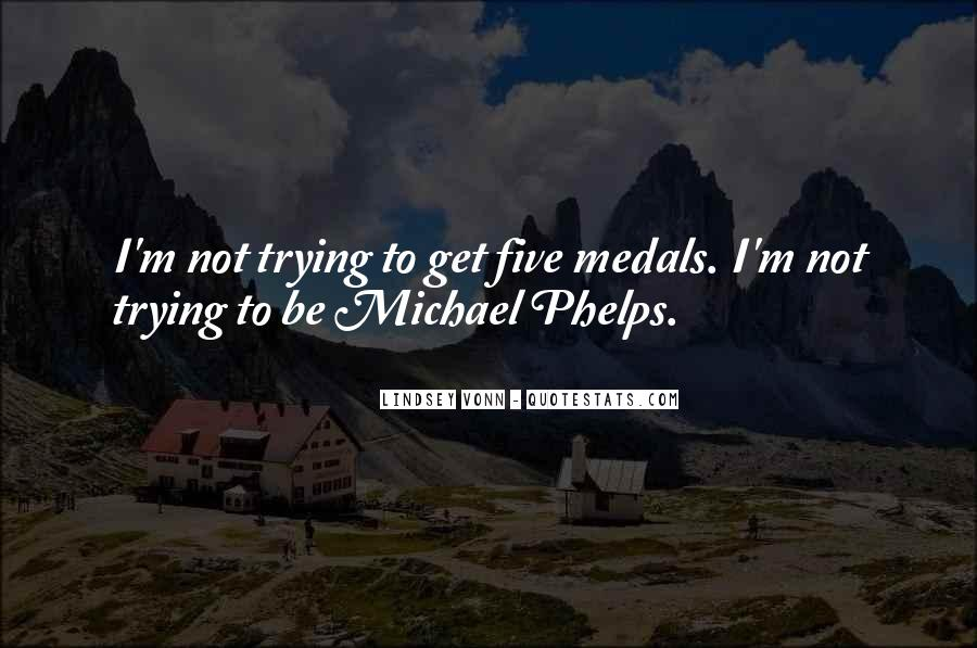 My Medals Quotes #267538