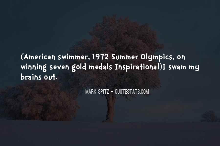 My Medals Quotes #382504